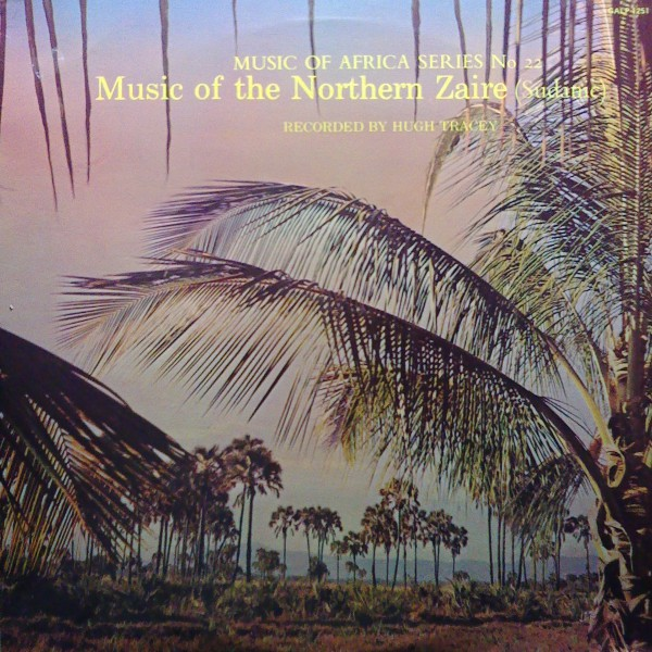 Various – Music Of The Northern Zaire (Sudanic)