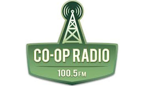 Co-op Radio's Fall Member Drive October 12 - 26