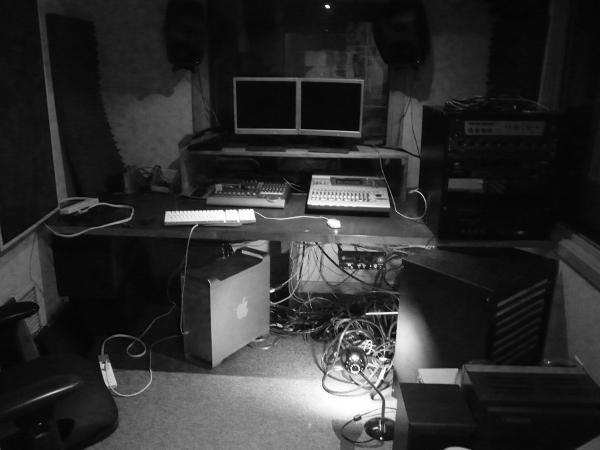 CRES/MAC Studio Renovation