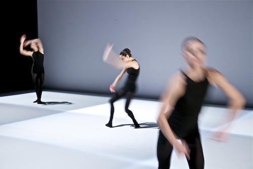 Haptic / Holistic Strata by Hiroaki Umeda @ Scotiabank Dance Centre