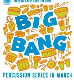 Mantra Percussion - Big Bang @ Orpheum Annex