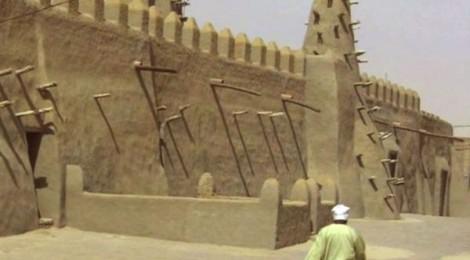 Myke Dodge Weiskopf / ShortWaveMusic - The Muezzins Of Mali
