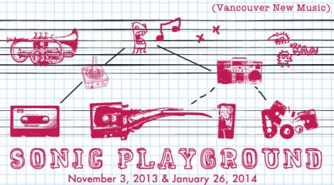 Sonic Playground @ Vancouver Academy of Music