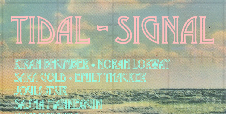July 20, 2016 - Tidal ~ Signal