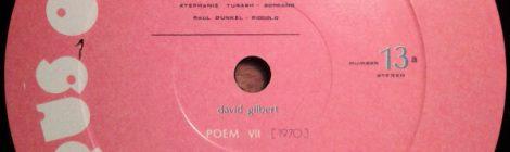 Jack Behrens, David Gilbert, John Donald Robb, Alice Shields - Opus 13